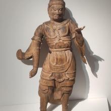 A buddist temple deity