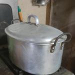 Pudding steamer